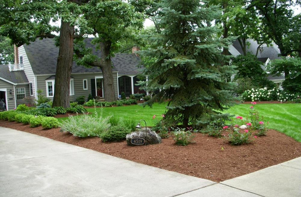 Country Yard Landscaping Ideas