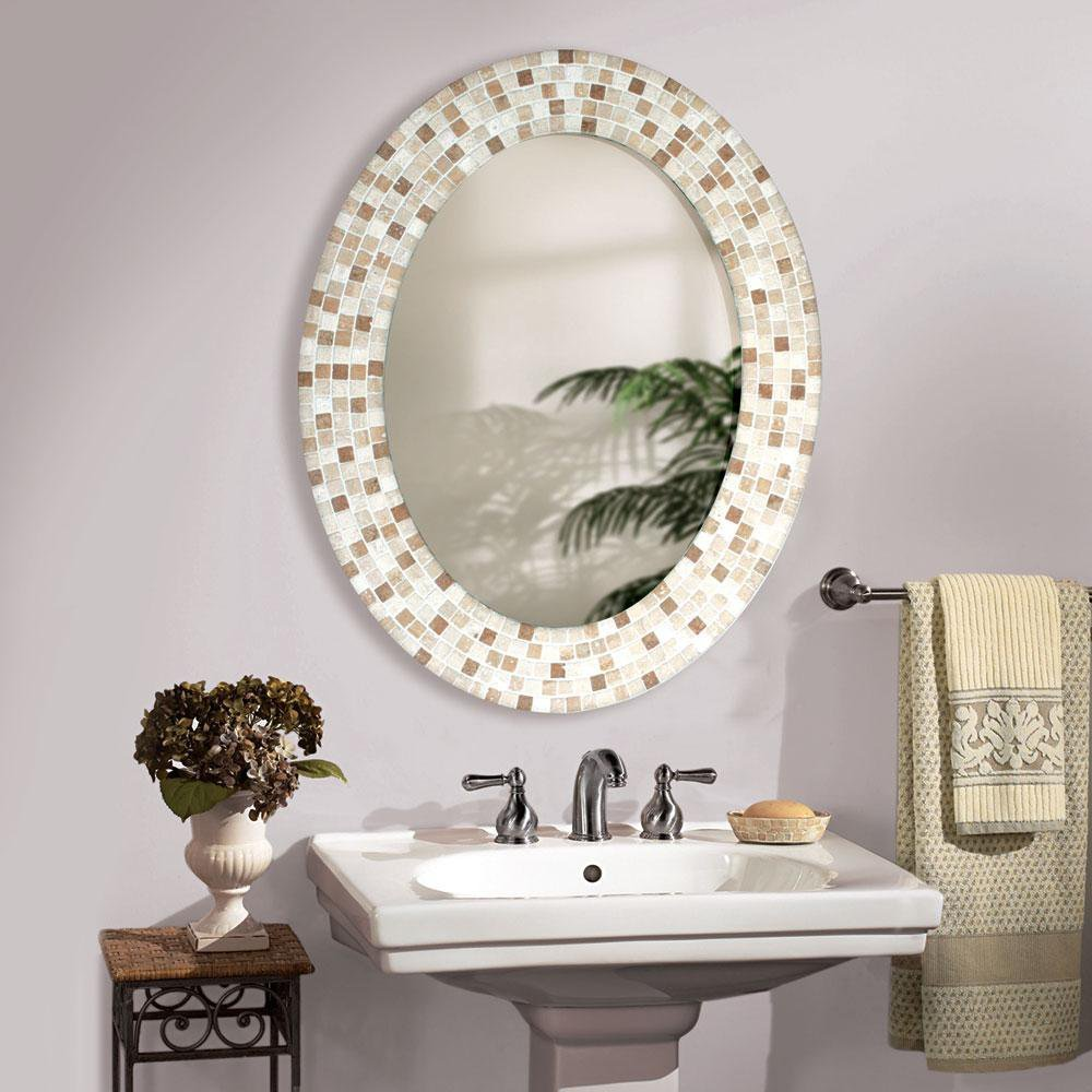 Creative Ideas Bathroom Mirrors