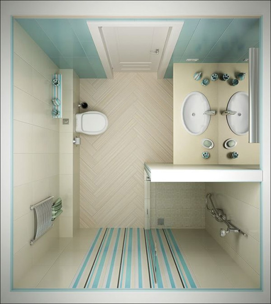 Creative Small Bathroom Ideas