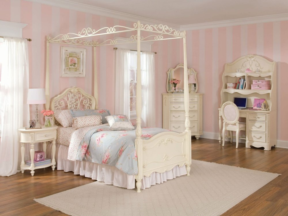 Cute White Bed Frames