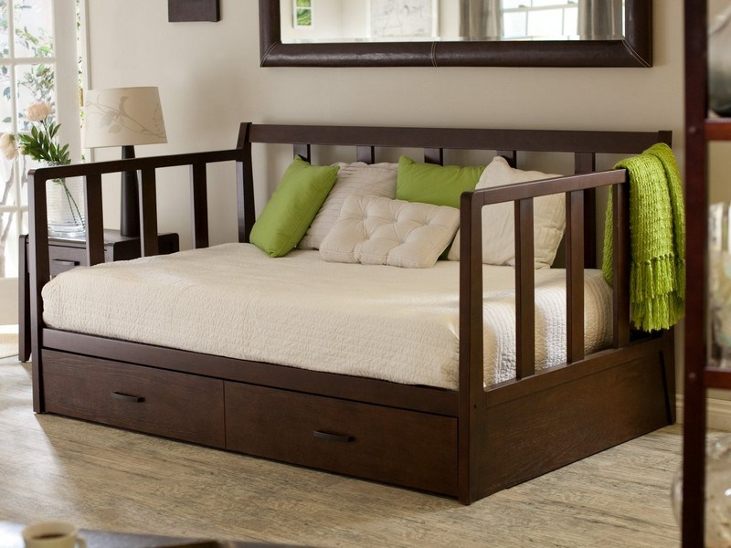 Daybed Frame Size