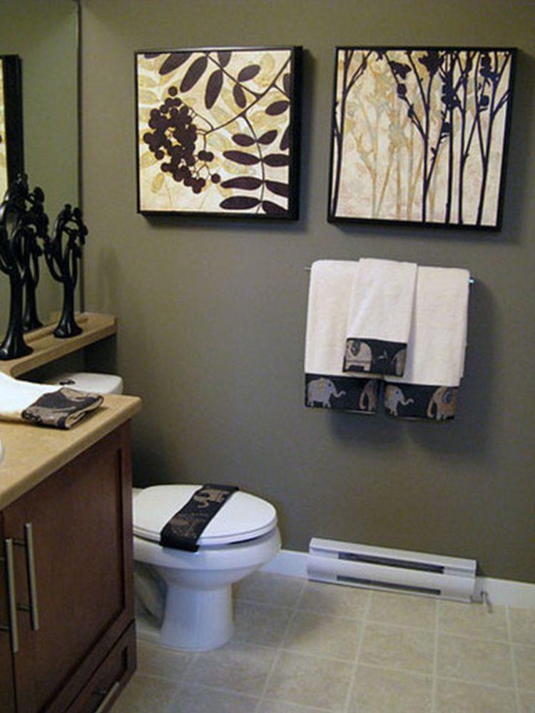 Decorating Bathroom Ideas Cheap