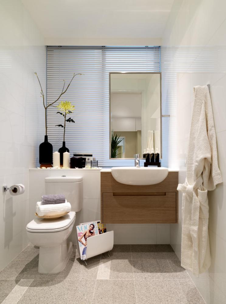 Decorating Bathroom Ideas Modern