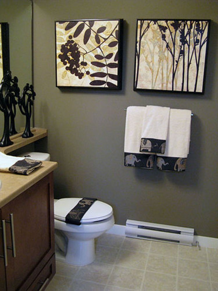 Decorating Bathroom Ideas Pictures