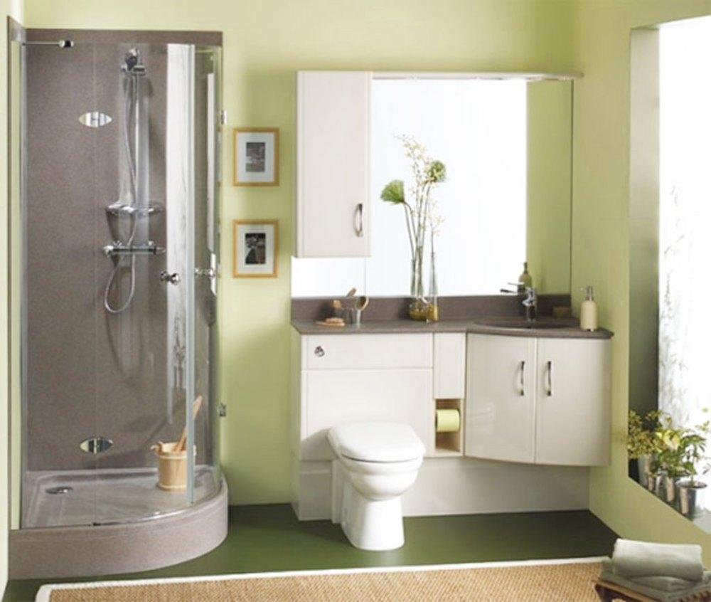 Decorating Ideas For A Small Bathroom