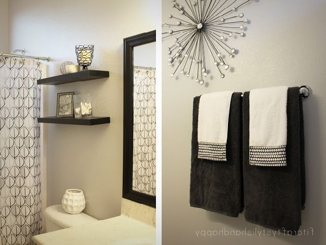 Decorating Ideas For Bathroom Walls