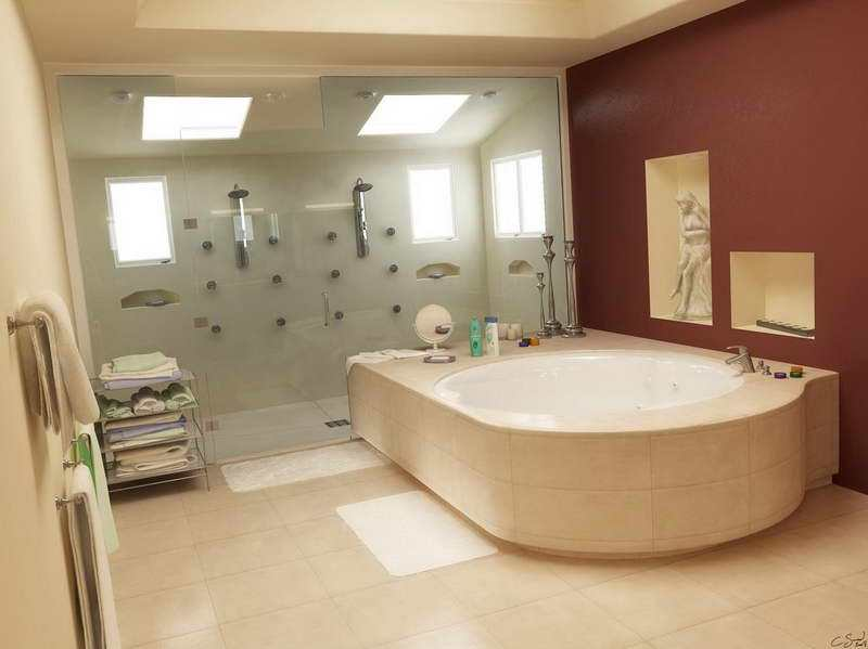 Decorating Ideas For Bathrooms On A Budget