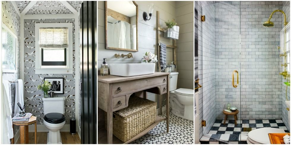 Decorating Ideas For Little Bathrooms