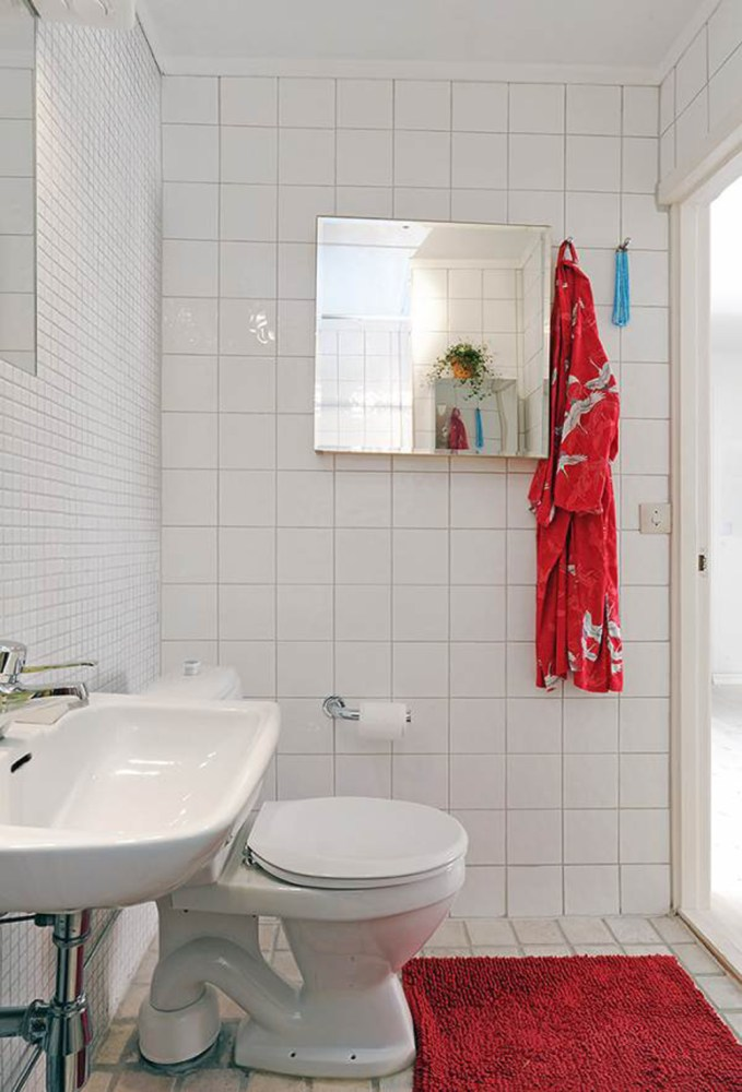 Decorating Ideas For Small Bathrooms With Pictures