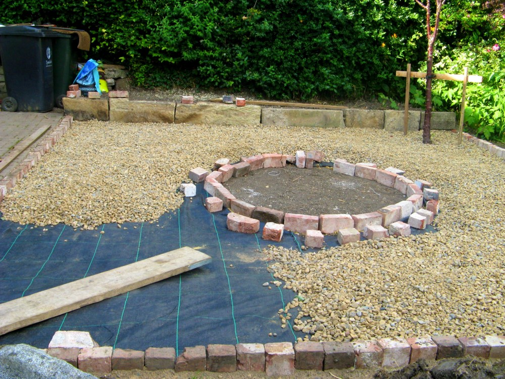 Decorative Gravel Landscaping Ideas