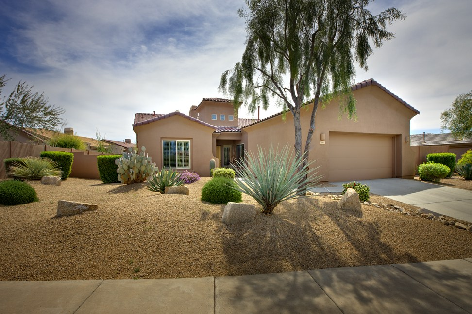 Desert Landscape Ideas Arizona