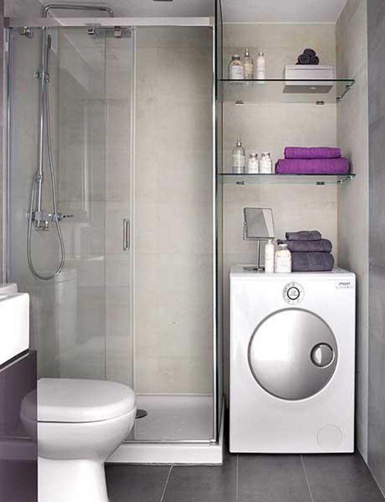 Design Ideas For Tiny Bathrooms