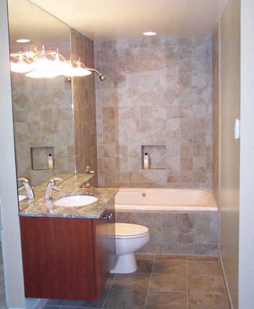 Design Ideas For Very Small Bathrooms