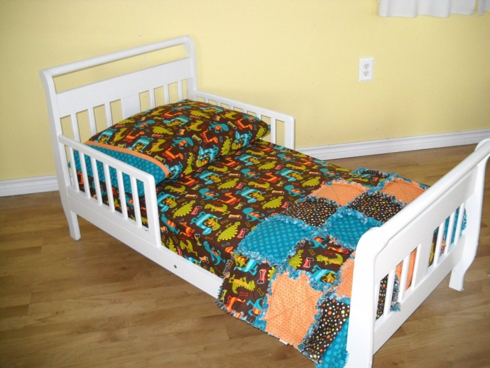 Dinosaur Toddler Bed Frame