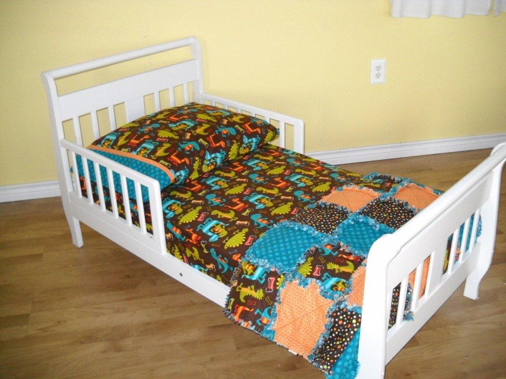 Dinosaur Toddler Bed Frame