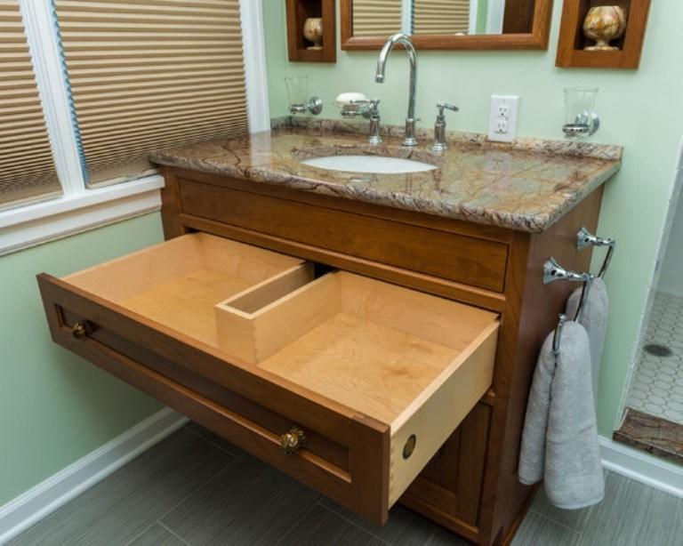 Diy Bathroom Countertop Ideas