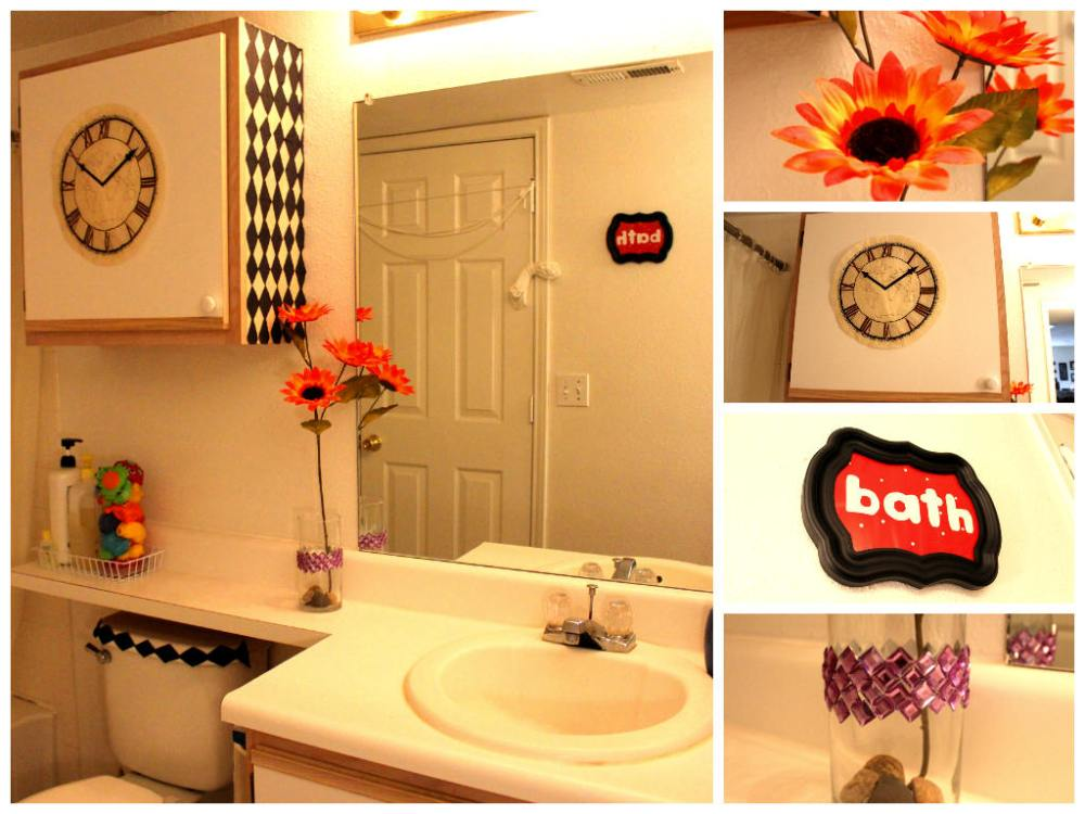 Diy Bathroom Decorating Ideas
