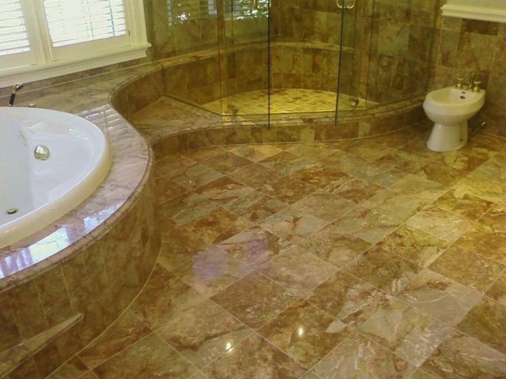 Diy Bathroom Floor Ideas