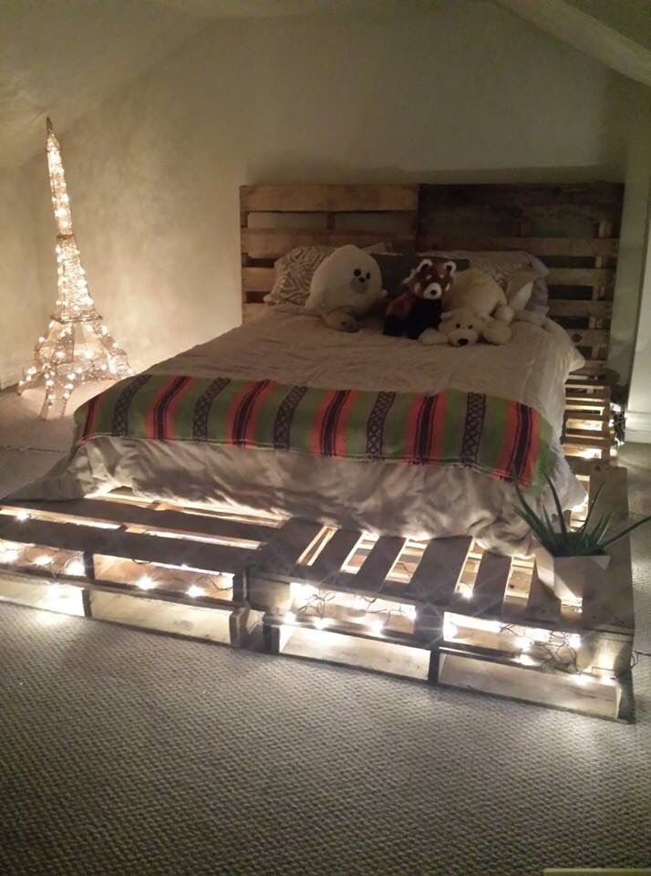 Diy Bed Frame Pallets