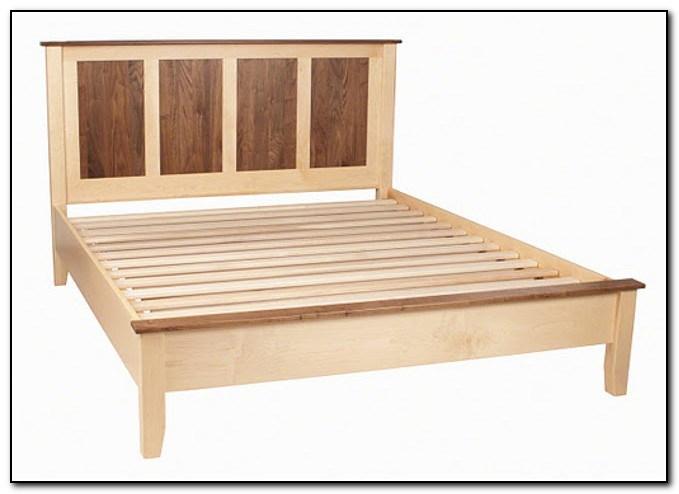 Diy Bed Frames Plans