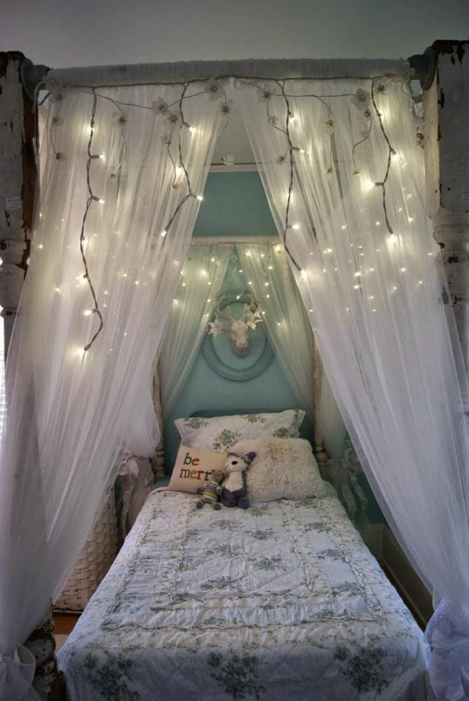 Diy Canopy Bed Frame