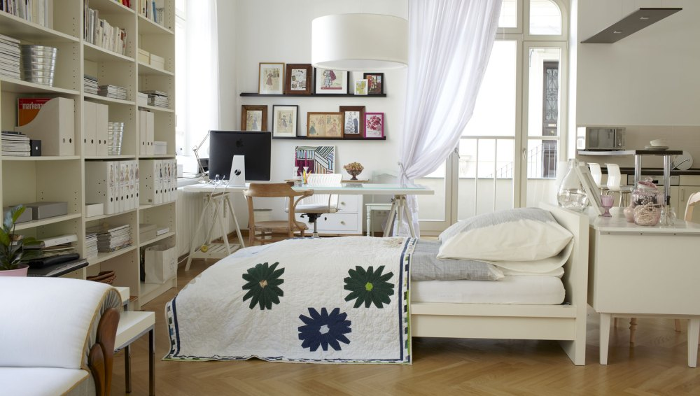 Diy Double Bed Frame With Storage