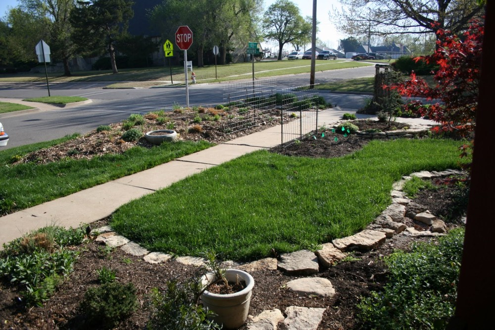 Diy Landscape Border Ideas