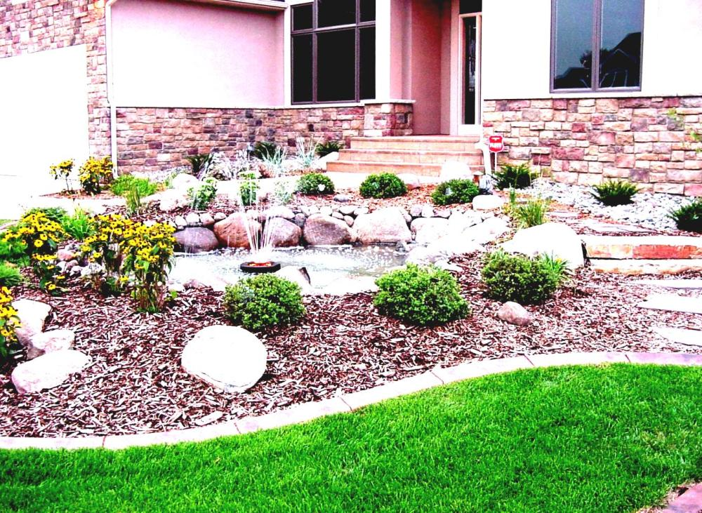 Landscaping Ideas Under Trees Home Design Ideas