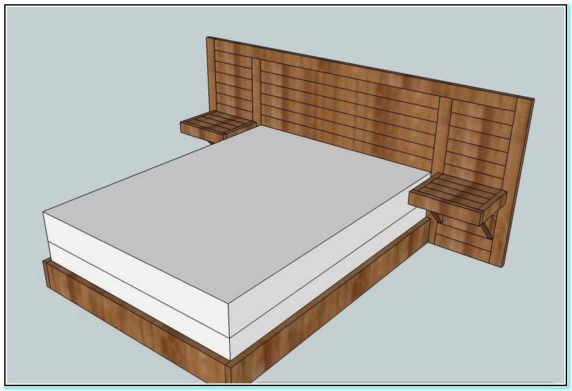 Diy Minimal Bed Frame