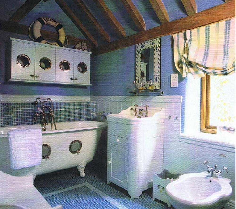 Diy Nautical Bathroom Ideas