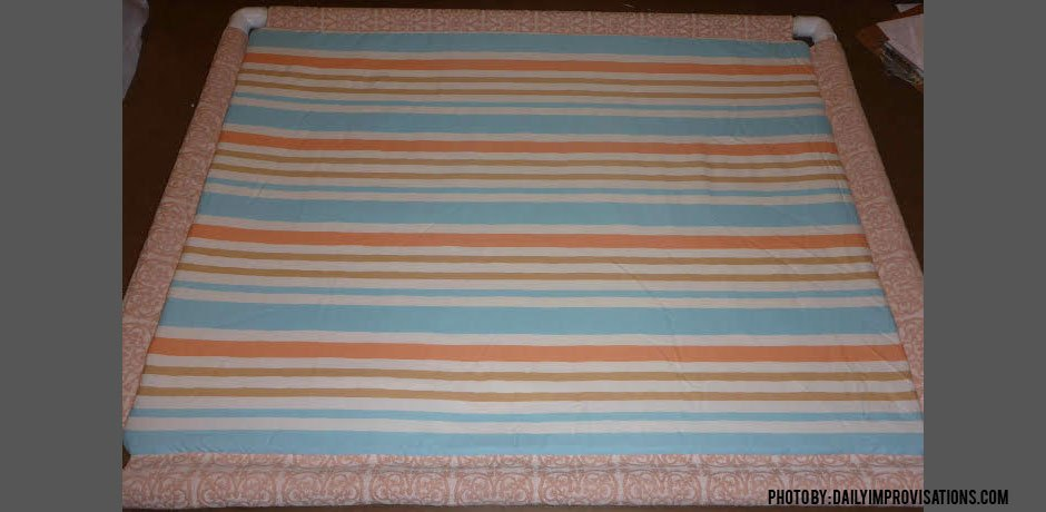 Diy Pvc Dog Bed Frame