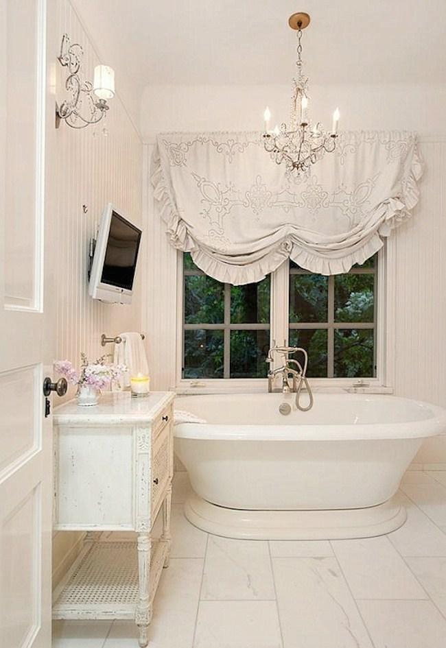 Diy Shabby Chic Bathroom Ideas