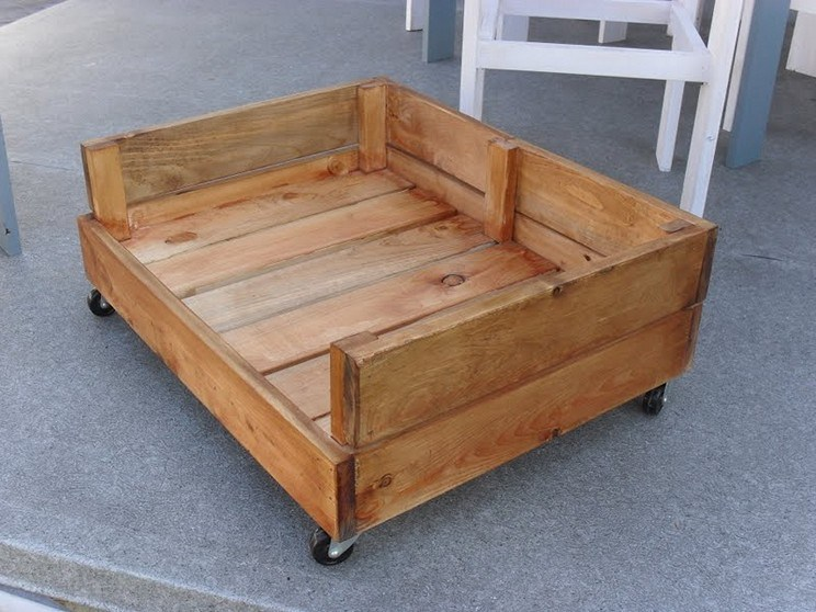 Dog Bed Frame Diy