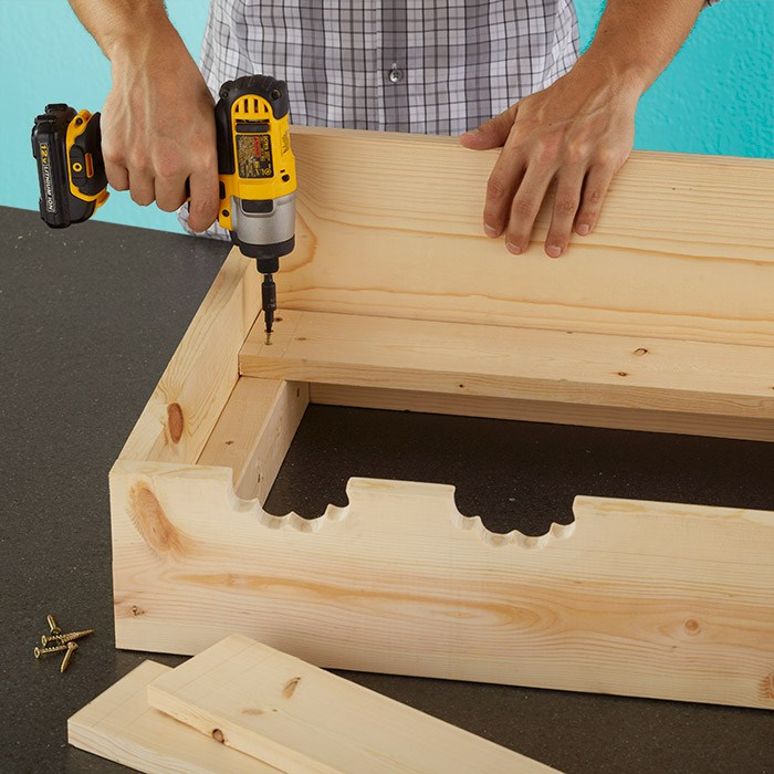 Dog Bed Frame How To Build