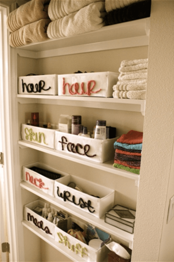 Dorm Room Bathroom Decorating Ideas