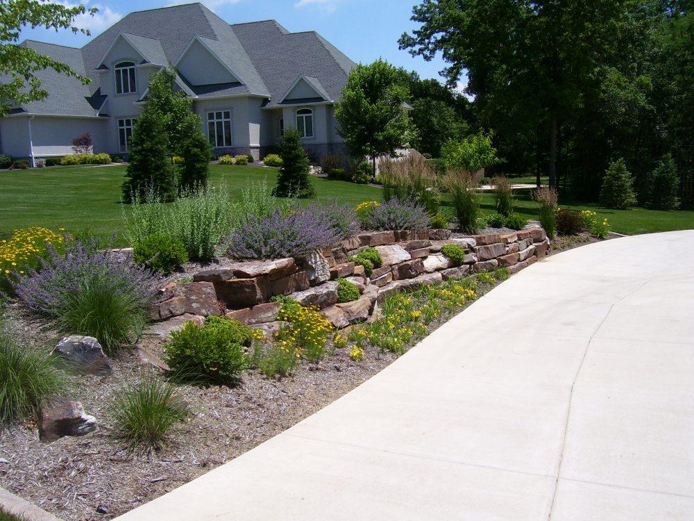 Driveway Landscape Ideas