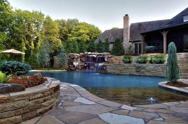 Easy Above Ground Pool Landscaping Ideas