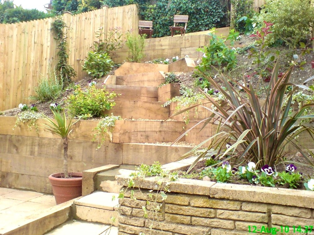 Easy Hill Landscaping Ideas