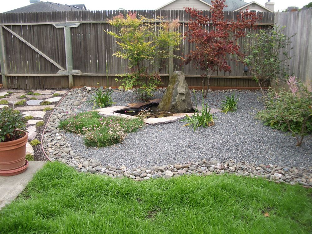 Easy Landscape Ideas Backyard