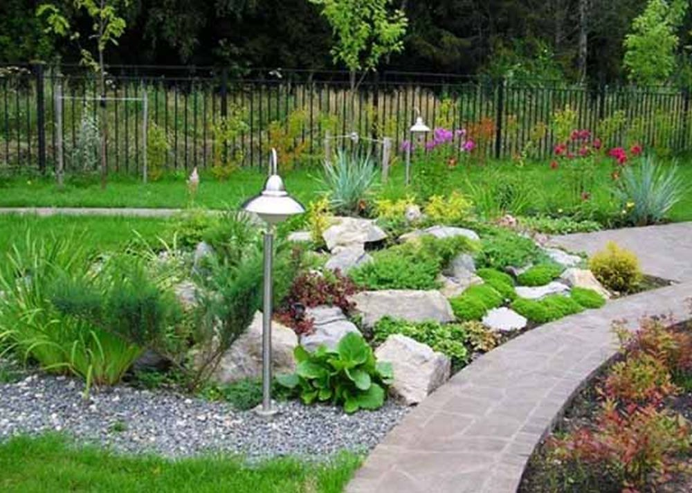 Easy Landscaping Ideas Pinterest
