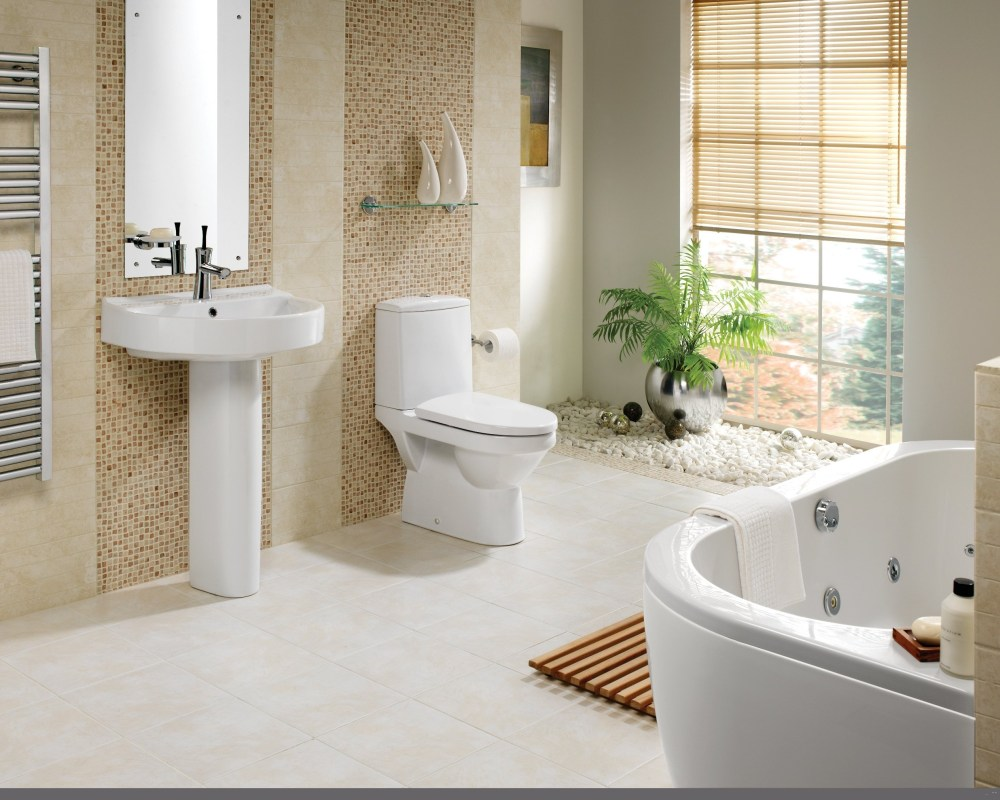 Elegant Bathroom Images