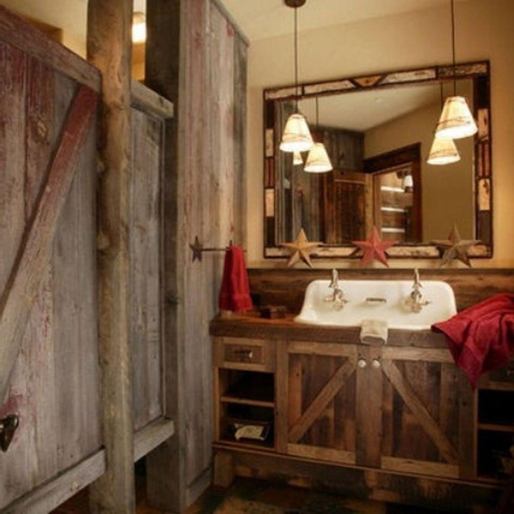 Elegant Rustic Bathroom Ideas
