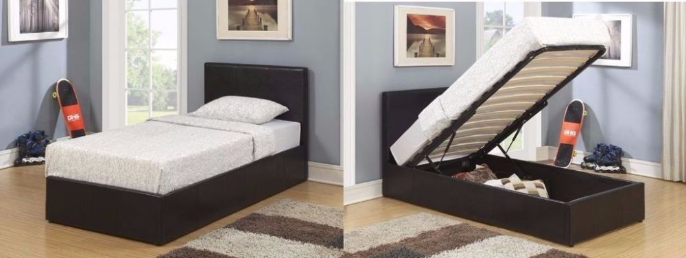 Extra Strong Single Bed Frame