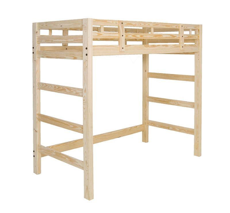 Extra Tall Twin Bed Frame