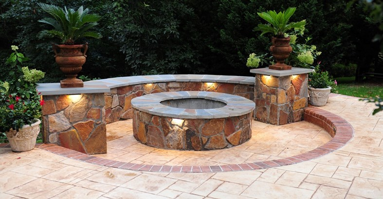 Fire Pit Designs Ideas