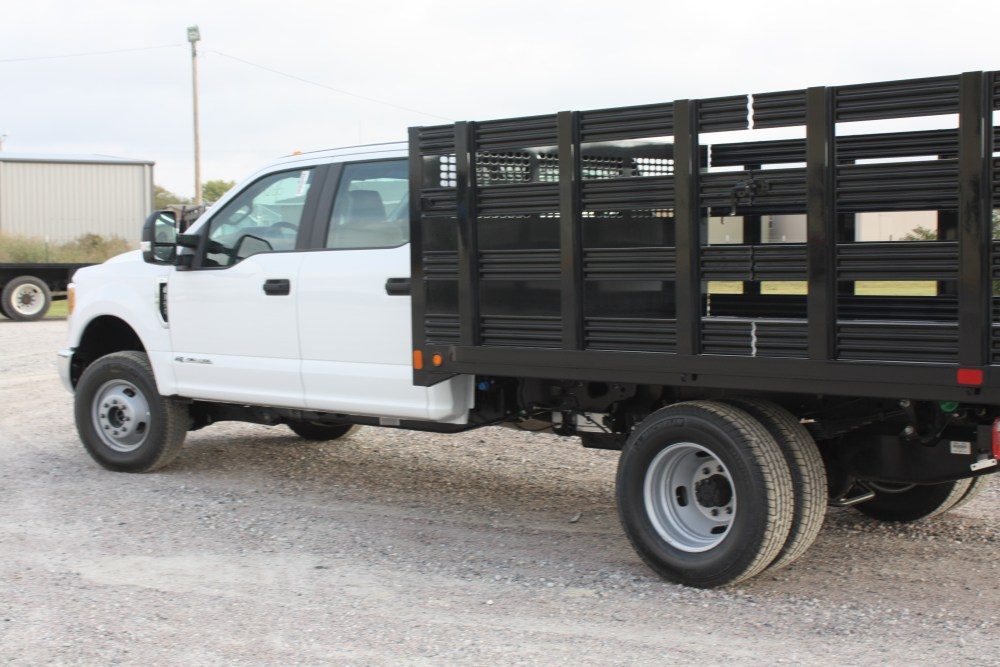 Flat Bed Frame For Truck