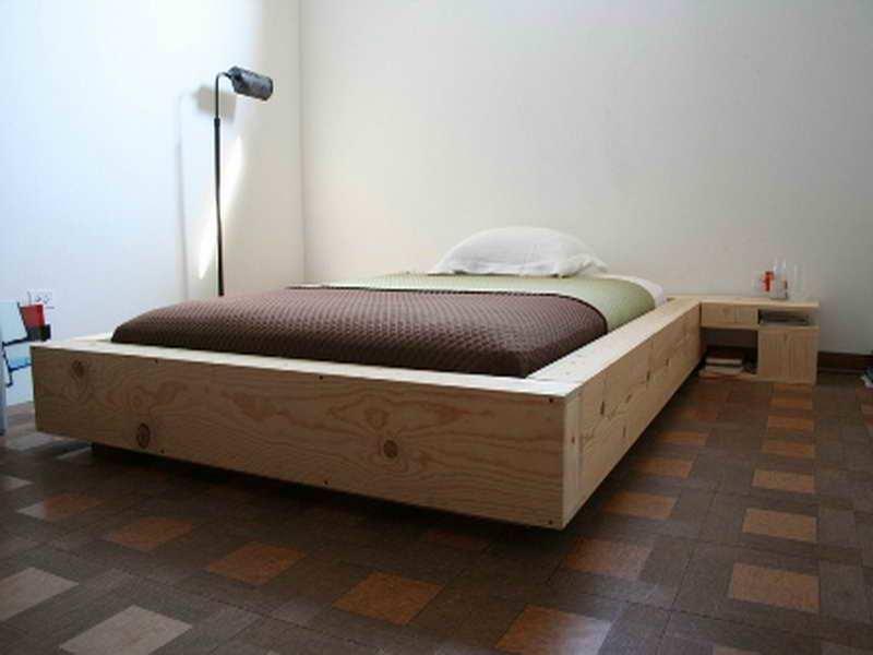 Floating Bed Frame Dimensions