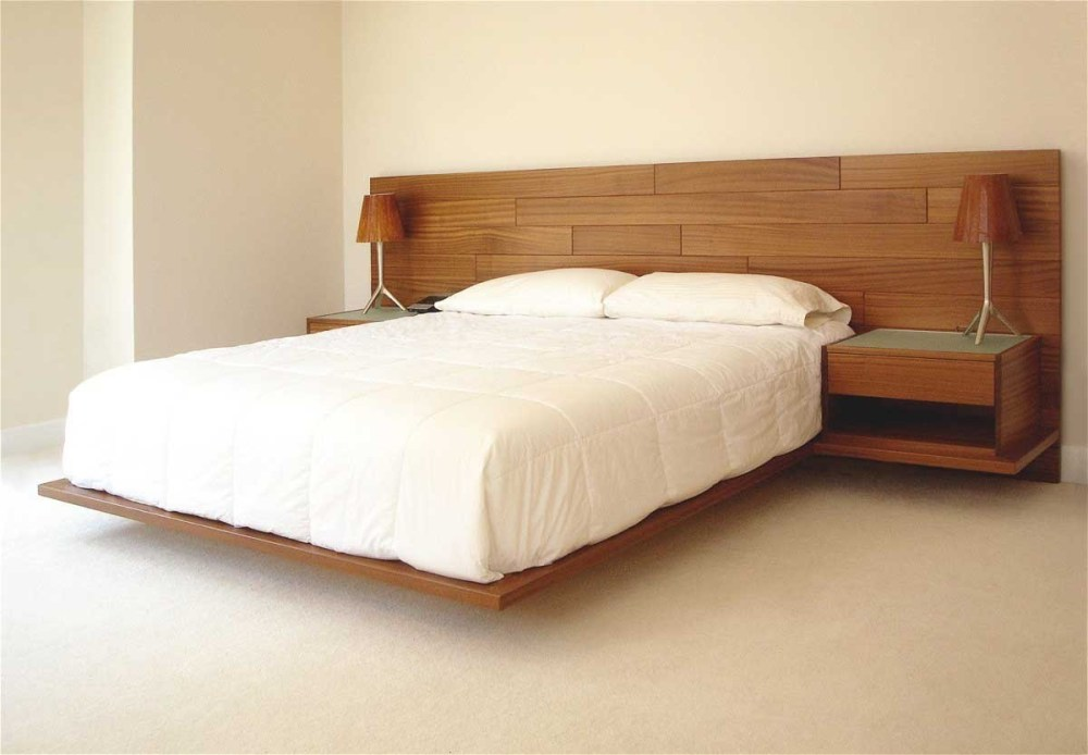Floating Bed Frame For Sale