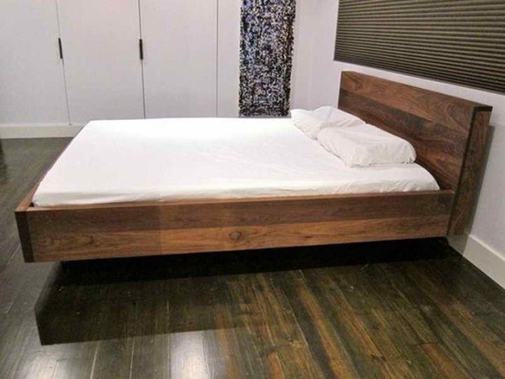 Floating Bed Frame Ikea