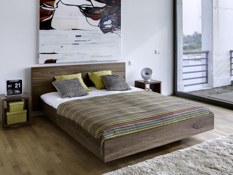 Floating Bed Frame